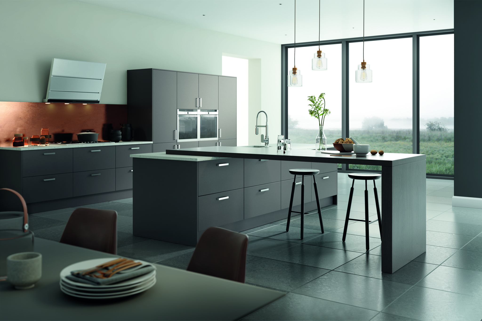 Cool Kitchen Range Kitchens By Delta Designs Beutiful Home Inspiration Aditmahrainfo